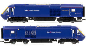 Hornby FGW Western Region 'The Corps of Royal Electrical and Mechanical Engineers' Class 43 HST - R3478