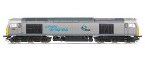 Hornby Drax Co-Co Diesel Electric Class 60 '60066' - R3479