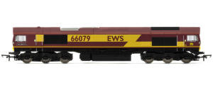 Hornby Co-Co Diesel 'James Nightall GC' '66079' Class 66 - R3487