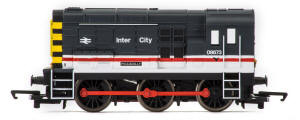 Hornby RailRoad BR 0-6-0 '08673' Class 08 Intercity (Piccadilly) - R3490