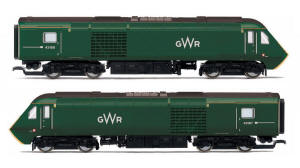 Hornby GWR HST 125 Train Pack - Limited Edition - R3510