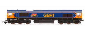 Hornby GBRf Class 66 66751 'Inspiration Delivered - Hitachi Rail Europe' - R3573