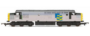 Hornby BR Co-Co '37040' Class 37 - BR Railfreight with TTS Sound - R3583TTS