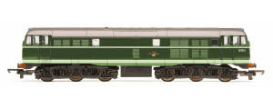 Hornby RailRoad BR A1A-A1A 'D5551' Class 31 - BR Two Tone Green with TTS Sound