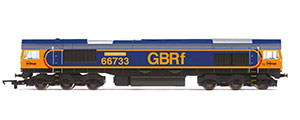 R3916 - Hornby GBRf, Class 66, Co-Co, 66733 'Cambridge PSB' - Era 11