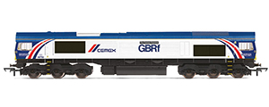 R3951 - Hornby GBRF Class 66 Co-Co 66780 'The Cemex Express'