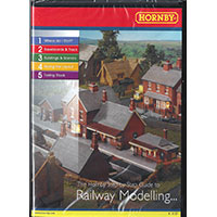 R8125 - The Hornby Step by Step Guide to Railway Modelling