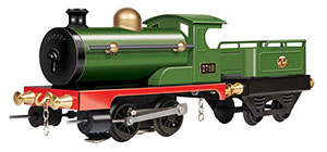 R3817 - Hornby 2710 GN No.1, Centenary Year Limited Edition - 1920