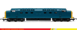 Hornby Model Railway RailRoad Range - BR Class 55 Locomotive - R2879
