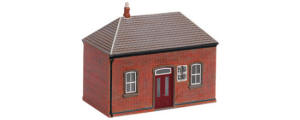 Hornby Skaledale Model Railway - Magna Waiting Room - R9531