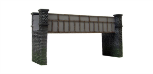Hornby Skaledale Buildings - GWR Girder Bridge - R9669