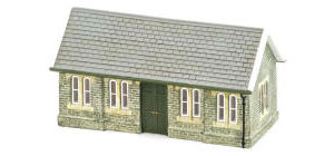 Hornby Skaledale Granite Station Waiting Room - R9837