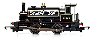 R3822 - Hornby 56025 'Smokey Joe', Centenary Year Limited Edition - 1983