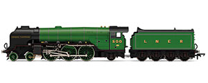R3832 - Hornby LNER, Thompson Class A2/3, 4-6-2 500 'Edward Thompson' - Era 3