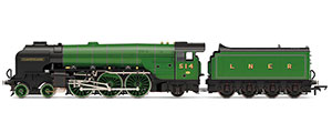 R3833 - Hornby LNER, Thompson Class A2/3, 4-6-2, 514 'Chamossaire' - Era 3