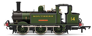 R3847 / R3847X - Hornby SR, 'Terrier', 0-6-0T, W14 'Bembridge' - Era 3