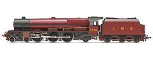 R3854 / R3854X - Hornby LMS, Princess Royal Class, 4-6-2, 6212 'Duchess of Kent' - Era 3