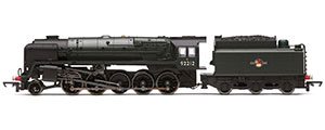 R3941 - Hornby BR, Class 9F, 2-10-0, 92212 - 1:1 Collection