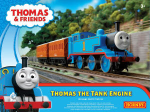 Model Railway Shop - Hornby Thomas Train Set - R9283