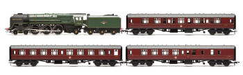 "Hornby Special Edition BR ""Duke of Gloucester"" (Late) Standard 8 train pack - R3192"