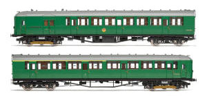 Hornby BR 2-BIL 2 Car Electric Multiple Unit Train Pack - R3257