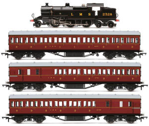 Hornby LMS Suburban Passenger Train Pack - Limited Edition - R3397