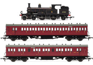 Hornby Lyme Regis Branch Line Train Pack - Limited Edition - R3398