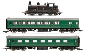 R3512 - Hornby Wainwright H Class 0-4-4T Early BR Train Pack - Limited Edition