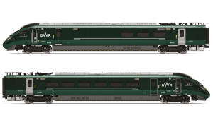 Hornby - GWR, IEP Bi-Mode Class 800/0 Train Pack - Era 11 - R3609