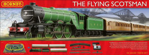 Hornby The Flying Scotsman Train Set - R1167