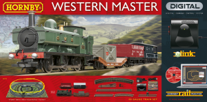 Hornby Western Master PC Controlled Train Set - R1173