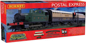 Hornby Postal Express Train Set - R1180