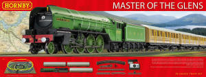 Hornby Master of the Glens Train Set - R1183