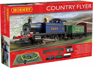 Hornby Country Flyer Model Train Set - R1188