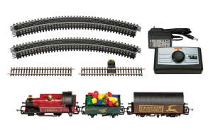 Santa's Express Christmas Train Set - R1210 Track