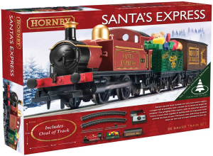 Santa's Express Christmas Train Set - R1210