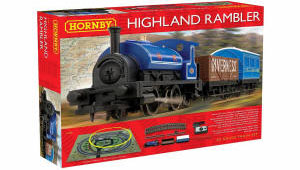 R1220 - Hornby - The Highland Rambler Train Set