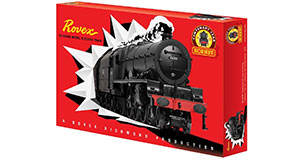 R1251 - Hornby Celebrating 100 Years of Hornby' Train Set, Centenary Year Limited Edition - 2020