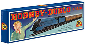 R1252 - Hornby LNER 'Sir Nigel Gresley' Train Set, Centenary Year Limited Edition - 1938