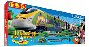 R1253 - Hornby Eurostar 'Yellow Submarine' Train Set