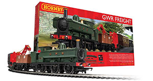 R1254 - Hornby GWR Freight Train Set