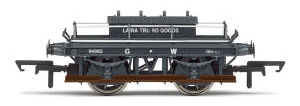 Hornby GWR Shunters Truck (Laira) - R6642B