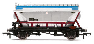 Hornby BR Railfreight CDA Canopy Wagon - R6709