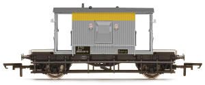 Hornby BR (Dutch) Brake Van - R6710