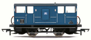 Hornby Mainland Freight Blue Shark Wagon - R6711