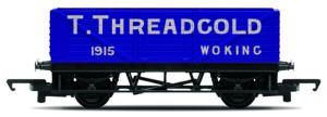 Hornby RailRoad 'T.Threadgold' Open Wagon - LWB - R6720
