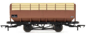 Hornby BR 20 Ton Coke Hopper Wagons - Three Wagon Pack - R3733A