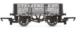 Hornby 'Stephens & Co.' - 4 Plank Wagon - R6746