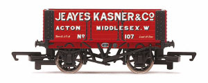 R6815 - Hornby 'Jeayes Kasner & Co' - 6 Plank Wagon