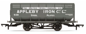 R6821 - Hornby LMS Dia 1729 20 Ton Coke Wagon 'Appleby Iron Co.' 938
